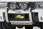 Дуга передняя Nissan Patrol GR-Y61 97-02 (Jaos, 142605)