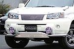 Дуга передняя Nissan X-Trail T30 04- 5D (Jaos, 215653)