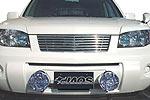 Решетка радиатора Nissan X-Trail 2004- (Jaos, 325652)