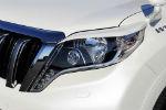 Реснички для Toyota LC Prado 150 2013+ (Jaos, B070066)