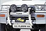 Дуга передняя Toyota 4Runner 185 95-98 (Jaos, 142105)