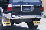 Защита задняя Toyota 4Runner 185 волна 95-02 (Jaos, 225106)