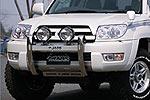 Дуга передняя Toyota 4Runner 215 02-05 (Jaos, 142072)