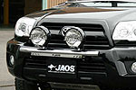 Дуга передняя Toyota 4Runner 215 для дополнительной оптики 05- (Jaos, 180080S)