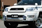 Защита передняя Toyota 4Runner 215 волна 02-05 (Jaos, 217070)