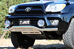 Защита передняя Toyota 4Runner 215 волна 05- (Jaos, 217080)