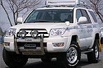 Тюнинг Toyota 4Runner 215