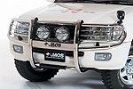 Дуга передняя Toyota LC 100 Series 3R 98- (Jaos, 125011)
