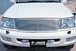 Решетка радиатора Toyota LC 100 series 1998-2002 (Jaos, 325010)