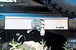 Лестница задняя Toyota LC 80 89-97 (Jaos, 259005)