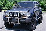 Тюнинг Toyota LC 80