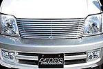 Решетка радиатора Toyota LC Prado 90 series 1999-2002 (Jaos, 325035)