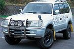 Тюнинг Toyota LC Prado 90