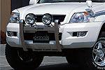 Дуга передняя Toyota LC Prado 120 02- (Jaos, 142050)