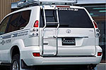 Лестница задняя Toyota LC Prado 120 02- (Jaos, 285050)