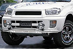 Дуга передняя Toyota RAV4 2000-2003 волна (Jaos, 217275)