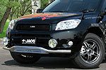 Дуга передняя Toyota RAV4 2006- труба (Jaos, 217260)