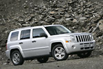 Тюнинг Jeep Patriot 2007-