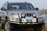Передний бампер Jeep Grand Cherokee 2005- WH/WK W/SRS (ARB, 3450130)