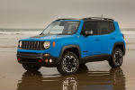 Тюнинг Jeep Renegade 2014-