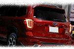 Задняя светодиодная оптика (задние фонари) для Subaru Forester (SJ) 2013+ (JUNYAN, 60-1453CR)