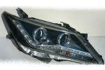 Передняя оптика для Toyota Сamry (V50) 2012-2014 (JUNYAN, DJ-TYT-013)