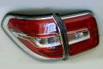 Задняя светодиодная оптика (задние фонари) для Nissan Patrol (Y62) 2010+ (JUNYAN, DS004-BEWE4-0)