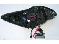 Передняя оптика для Ford Focus II 2009-2012 (JUNYAN, FURUI-FOC-HID-CHROM)