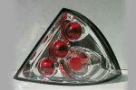 Задняя светодиодная оптика (задние фонари) дляFord Mondeo III 2000-2007 (JUNYAN, HU24-02-2-E-00)