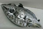 Передняя оптика для Seat Leon 2005-2012 (JUNYAN, HU253E-00-1-E-00)