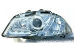 Передняя оптика для Seat Ibiza 2002-2009 (JUNYAN, HU266E-00-1-E-02)