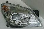 Передняя оптика для Opel Astra H 2004-2010 (JUNYAN, HU318E1-00-1-E-00)
