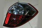 Задняя светодиодная оптика (задние фонари) для Subaru Outback 2005-2009 (JUNYAN, HU438LD-02-2-E-02)
