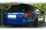 Задняя светодиодная оптика (задние фонари) для Subaru Outback 2005-2009 (JUNYAN, HU438LD-02-2-E-04)