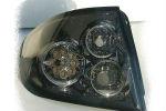 Задняя светодиодная оптика (задние фонари) для Hyundai Getz 2005+ (JUNYAN, HU444LD-02-2-E-04)