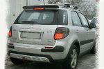 Задняя светодиодная оптика (задние фонари) для Suzuki SX4 2005-2010 (JUNYAN, HU451LD-00-2-E-04)