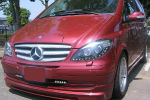 Передняя оптика для Mercedes-Benz Viano/VIto (w639) 2003-2014 (JUNYAN, pw-mb-viano)