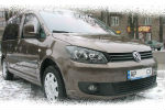 Передняя оптика для Volkswagen Touran/Caddy 2013+ (JUNYAN, PW-TOURAN)