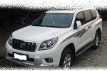 Передняя оптика для Toyota Prado 150 2011-2013 (JUNYAN, TTY001-V1S)