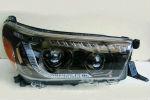 Передняя оптика для Toyota Hilux 2015+ (JUNYAN, TY015-A1CP2-FL1)