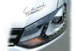 Передняя оптика для Volkswagen Polo 2012+ (JUNYAN, VA-HL-POLO11)