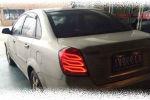 Задняя светодиодная оптика (задние фонари) для Chevrolet Lacetti SD 2003+ (JUNYAN, wh109-1)