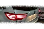 Задняя светодиодная оптика (задние фонари) для Toyota Highlander 2014+ (JUNYAN, XZ45S1)