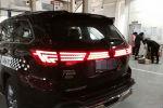 Задняя оптика (фонарь-вставка) для Toyota Highlander 2014+ (JUNYAN, XZT45R1)