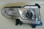 Комплект передней и задней оптики (+решетка радиатора) для Toyota FJ Cruiser 2006+ (JUNYAN, YAA-FJ-0248A)