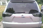 Задняя светодиодная оптика (задние фонари) для Mitsubishi Pajero Sport 2012+ (JUNYAN, YAB-PJL-0180C)