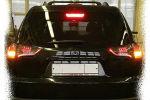 Задняя светодиодная оптика (задние фонари) для Mitsubishi Pajero Sport 2012+ (JUNYAN, YAB-PLJ-0180B)