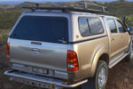 Хард-топ кунг Toyota Hilux 2006 DCAB 2SW HIGH ROOF (ARB, CP24A)
