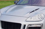 Капот с воздухозаборниками Porsche Cayenne 957 (Mansory, 51 31 0900)