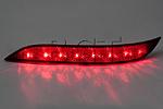 Катафоты со светодиодами (Red) для BMW E60 (BGT-PRO, RRCATR-BMWE60)